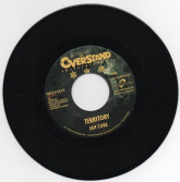Militancy riddim: Jah Cure - Territory / Jesse Royal - Preying On The Weak (Overstand / Buyreggae) EU 7""